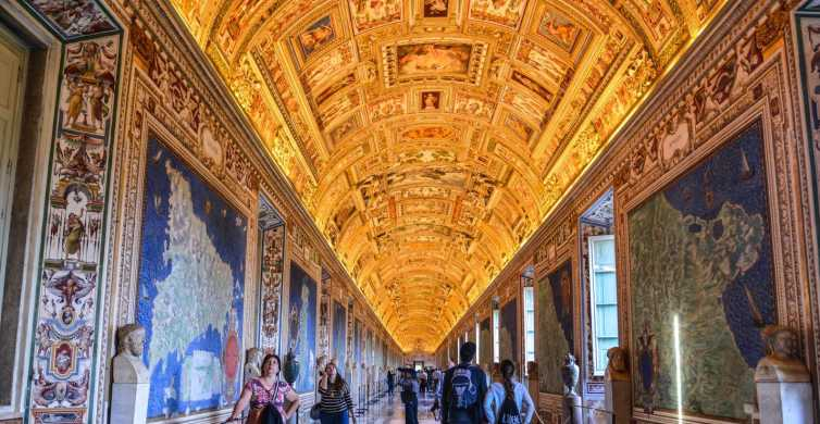 Vatican Museums Tour - Priority Access