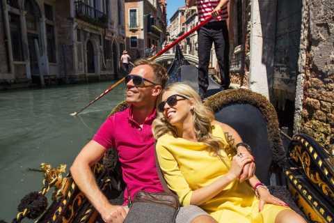 Venezia: giro in gondola