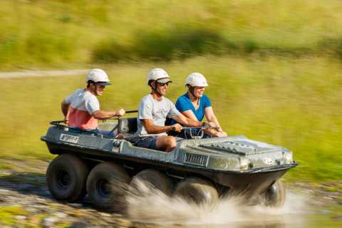 Nelson: Guided Off-Roading Adventure on All-Terrain Vehicle