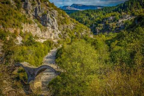 Kipoi: caminata por los puentes y pueblos de Zagori