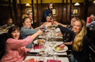 Rom: Wein- und Käseverkostung