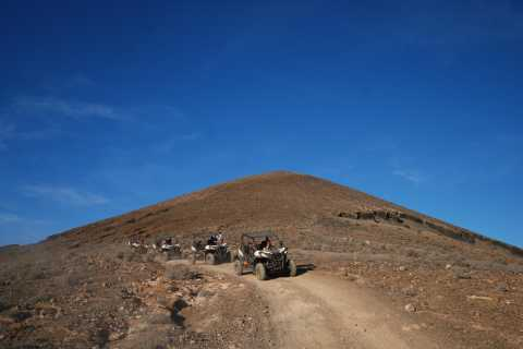 Lanzarote: 2 or 3-Hour Guided Volcano Buggy Tour