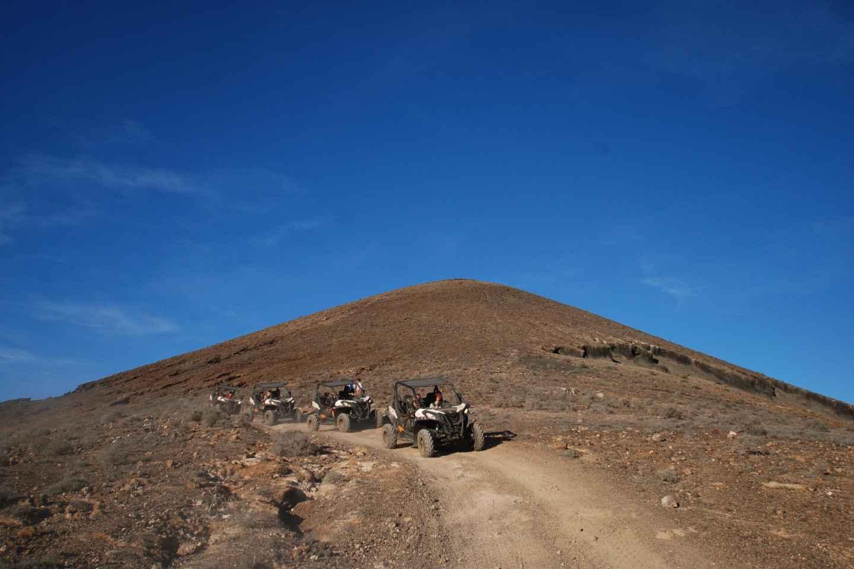 Lanzarote: 2- oder 3-stündige geführte Vulkan-Buggy-Tour