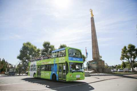 Luxembourg City: Hop-On Hop-Off Bus Tour