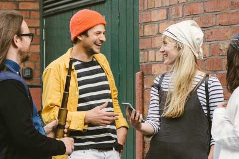 York: Self-Guided City Sightseeing Treasure Hunt