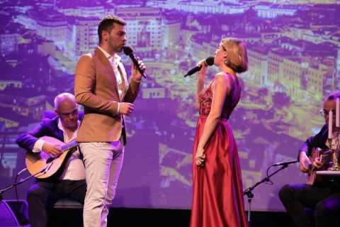 Lissabon: 50-minütige Live-Show 'Fado in Chiado'