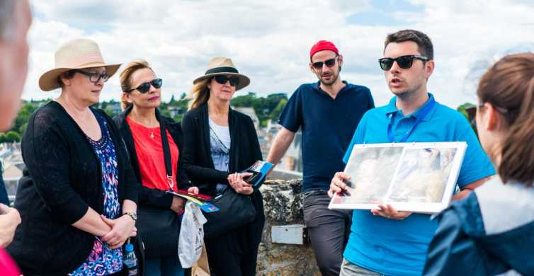 Small-Group Loire Valley Castles Full-Day Tour from Paris