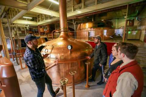 Dunedin: Speight's Brewery Guided Tour with Tasting