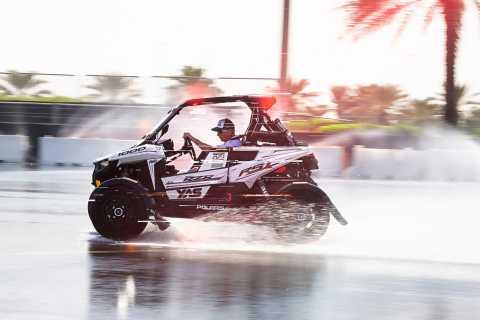 Abu Dhabi: Polaris Drift Sprint at Yas Marina
