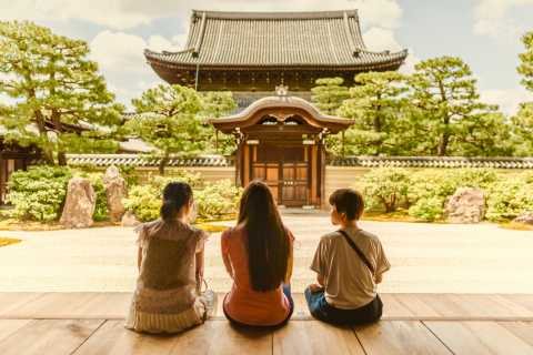 Kyoto: Private Customized Walking Tour with a Local