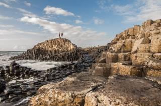Ab Belfast: Geführte Tagestour zum Giant's Causeway