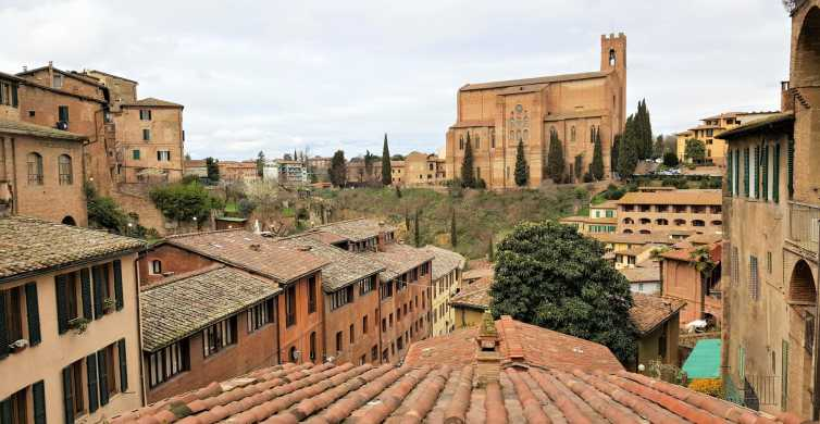 Florence: Siena and San Gimignano Day Trip