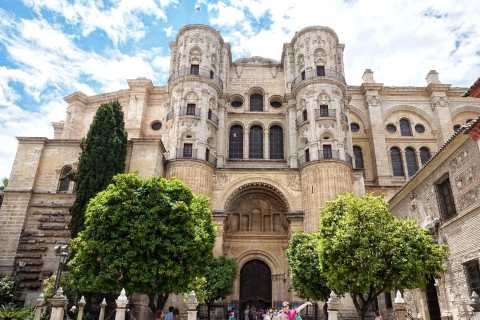Málaga: Alcazaba, Cathedral, and Roman Theater Guided Tour