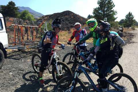 Etna Mountain E-Bike Enduro Tour