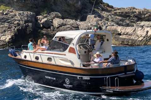 Sorrento: Amalfi Coast Sightseeing Boat Tour