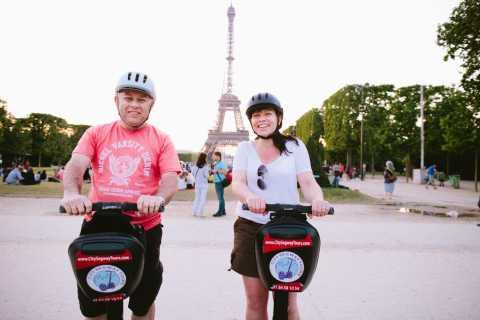 Visite nocturne de Paris en Segway de 2 heures