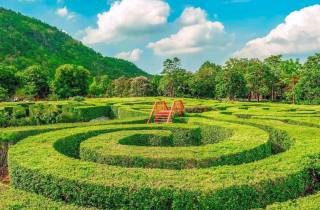 Aus Bangkok: Private Khao Yai Valley Instagram Tagestour