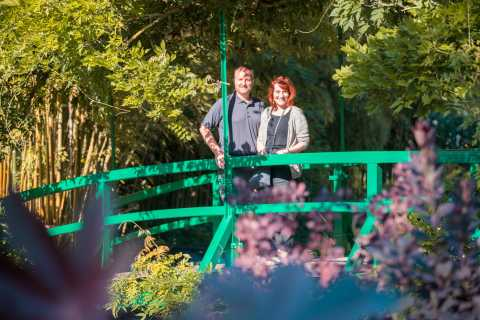 Giverny: Monet's Garden Half-Day Tour from Paris