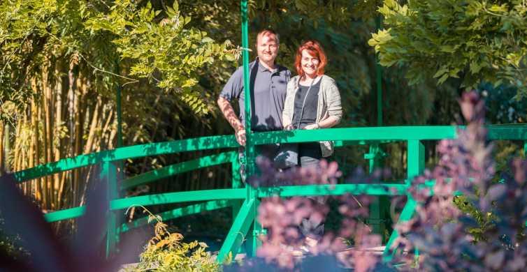 Giverny: tour mezza giornata giardino Monet da Parigi