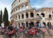 Rom: Fahrradtour bei Nacht