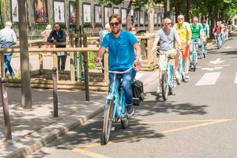 Paris: Passeio de Bicicleta 4 Horas