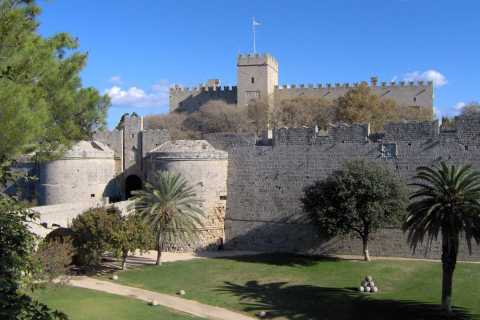 Rhodes: Private Walking Tour with a Licensed Guide