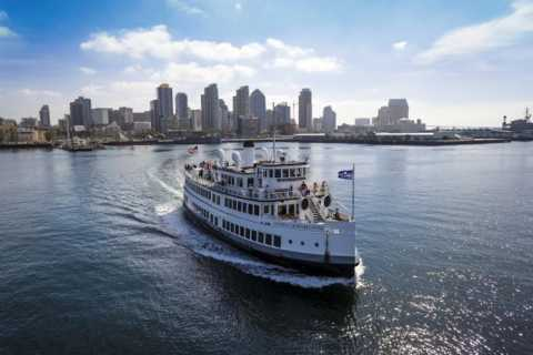 San Diego: Harbor Cruise and Sea Lion Adventure