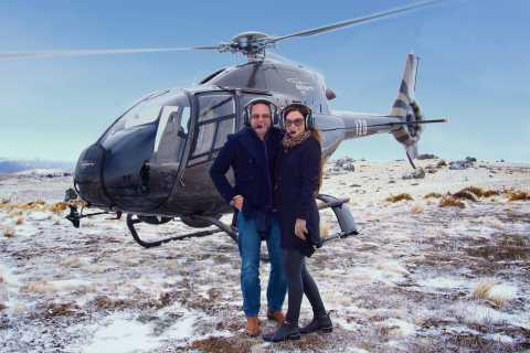 Queenstown Exclusive Helicopter & Private Wine Tour