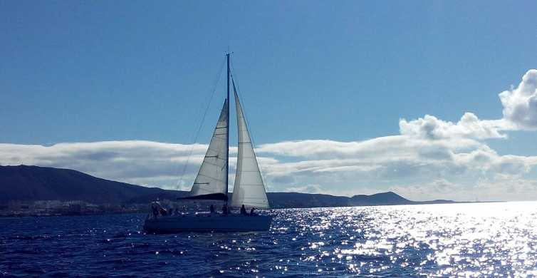 Tenerife: Private or Group 3 Hour Sailing Cruise with Drinks