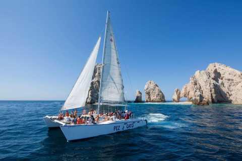 Cabo San Lucas: 4-stündige Schnorchelkreuzfahrt mit offener Bar