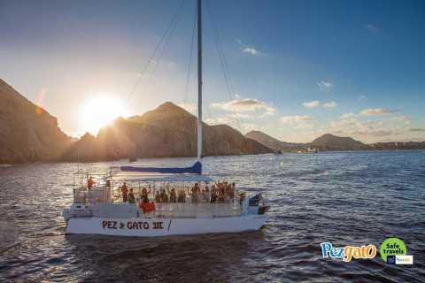 Cabo San Lucas: Sunset Party Cruise met open bar