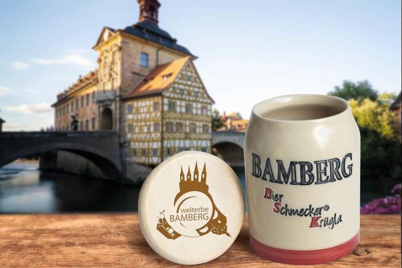 Bamberg: Selbstgeführte Bierschmecker®Tour