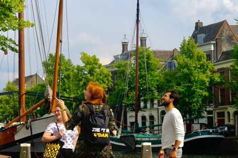 Rotterdam: wandeltocht door Schiedam Distillery District