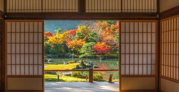 Kyoto: Arashiyama Full Day Private Guided Walking Tour
