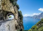 Amalfiküste und Pompeji: Private Tagestour ab Neapel