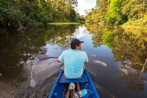 From Iquitos: 2-Day, 1-Night Jungle Excursion