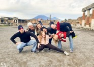 Ab Neapel: Halbtägige Tour nach Pompeji per Zug
