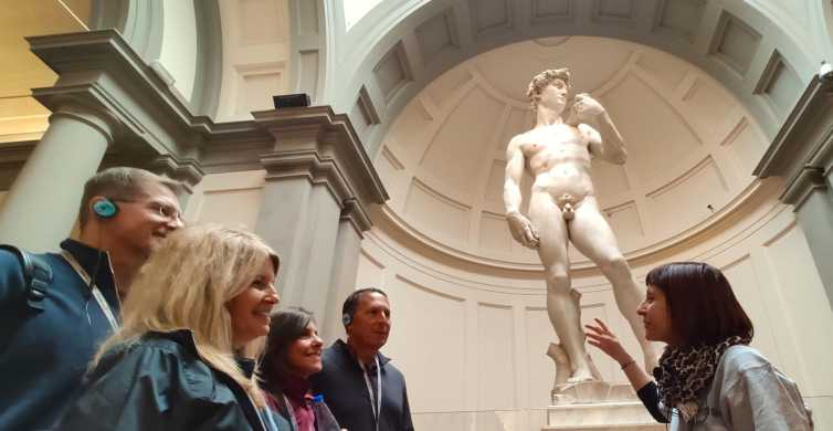 Florence: Skip-the-Line Tour with Michelangelo's David