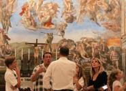 Sixtinische Kapelle und Vatikanische Museen Highlights Tour