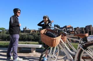 Rom: Halbtägige geführte Elektrofahrradtour