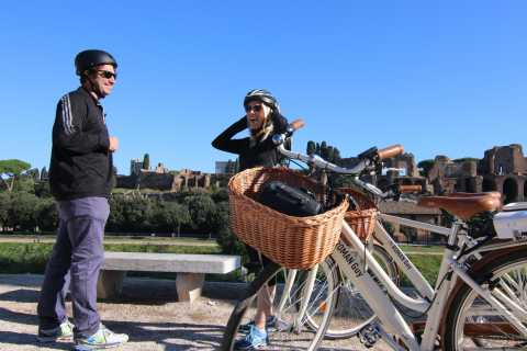 Rome: Half-Day Guided Electric Bike Tour