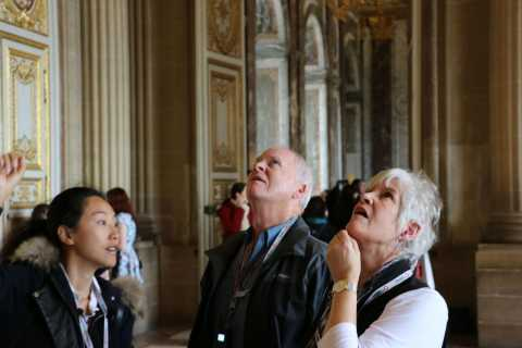 Versailles Palace and Garden Tour Skip-the-Line Small Group