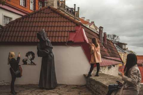 Tallin: tour a pie de 1,5 horas por el casco antiguo