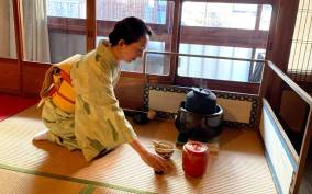Kyoto: Traditional Tea Ceremony & Make Your Own Matcha Tea