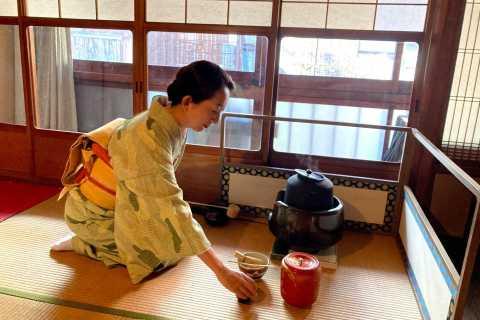 Kyoto: Traditional Tea Ceremony & Make Your Own Matcha Tea