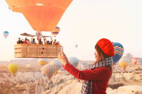 Cappadocia: Full Day Private Tour with Japanese Guide