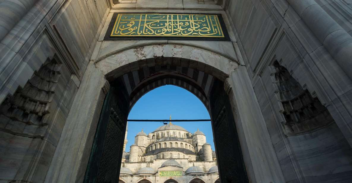 O Melhor de Istambul em 1 Dia