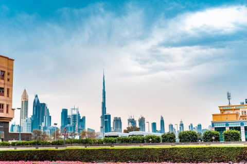 Dubai: 4-Hour Tour with Burj Khalifa Tickets