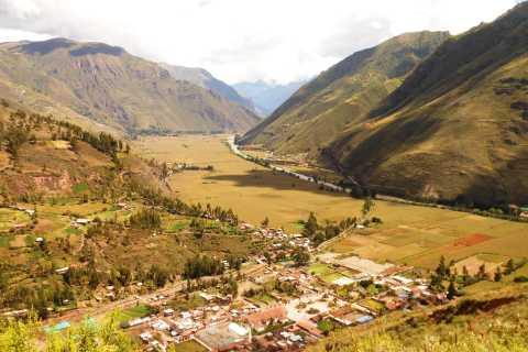 Excursion d'une journée dans la vallée sacrée des Incas
