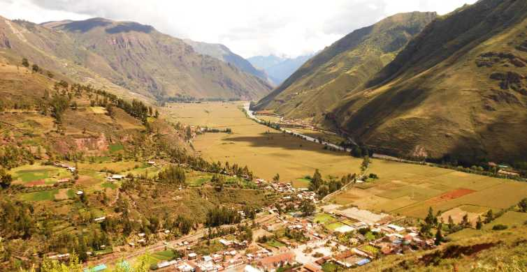 Sacred Valley of the Incas Full Day Tour